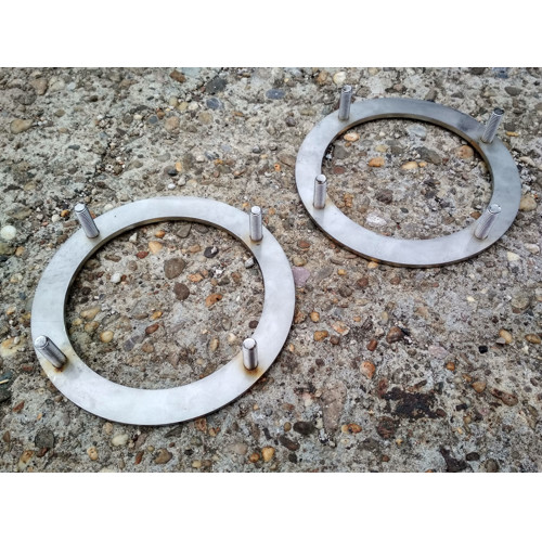 HD retaining ring stainless steel